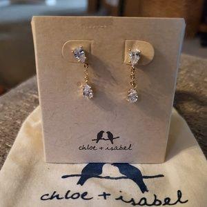Clara Petite Drop Earrings